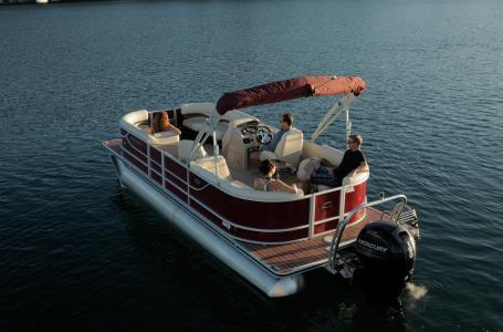 Crest Pontoon Boats Crest Iii