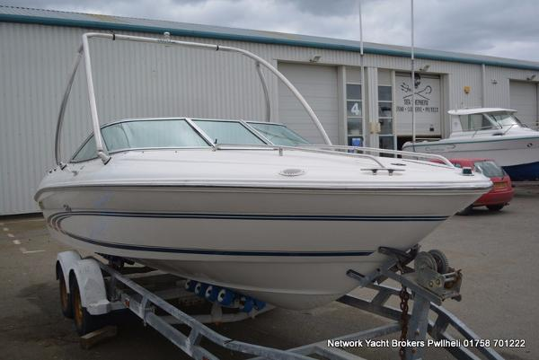 Sea Ray 200 Overnighter