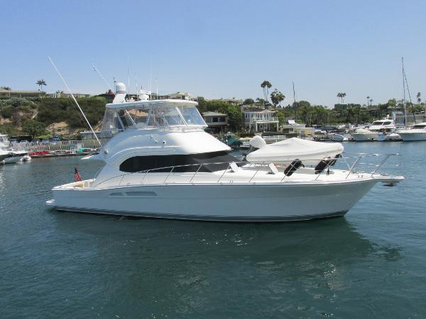 Riviera G2 Open Flybridge