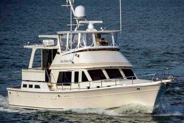 Offshore Yachts 48 Yachtfisher Main Profile