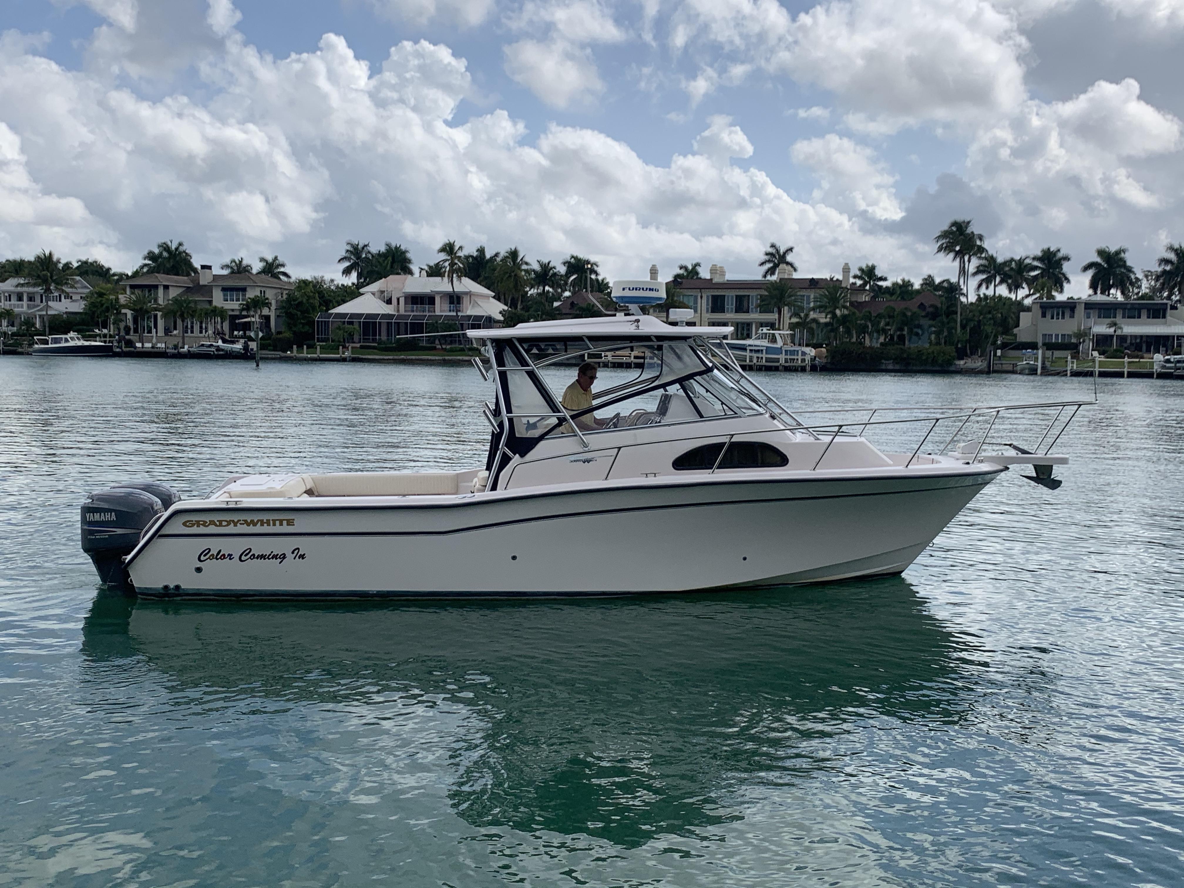 Grady-White Marlin 300