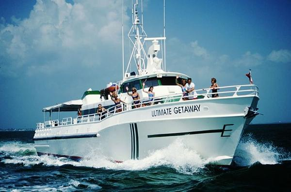 Breaux Bay Craft Custom Charter Ultimate Getaway