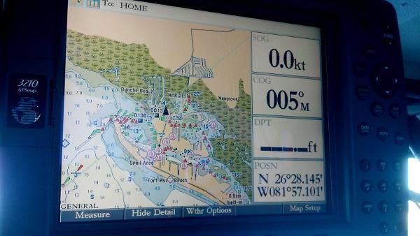 Garmin 3210 GPSmap