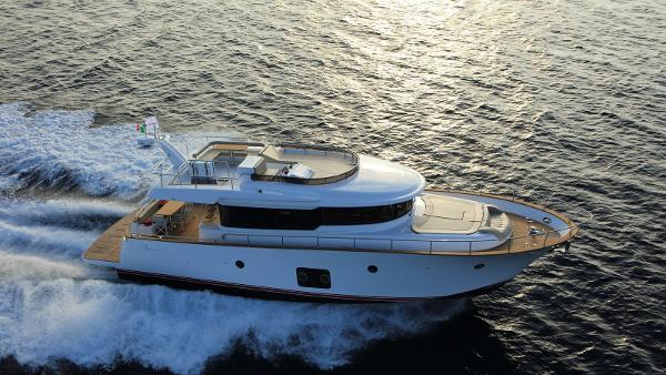 Apreamare Maestro 56 APREAMARE Maestro 56 Seven yachts
