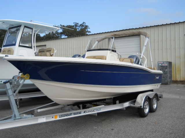 Scout Boat Company 195 Sportfish