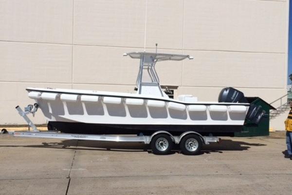 Custom Pumpout Boat