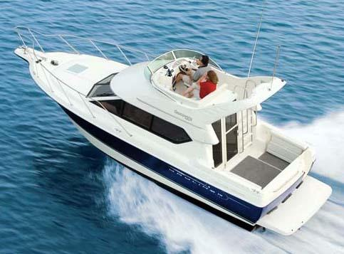 Bayliner Discovery 288 Manufacturer Provided Image