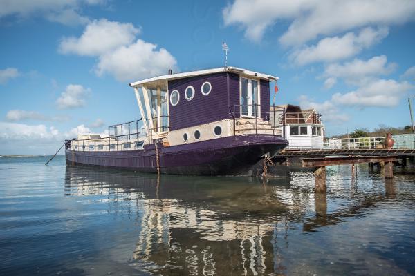Luxemotor Dutch barge Profile