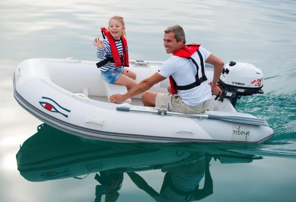 Ribeye Tender TL240 boat only