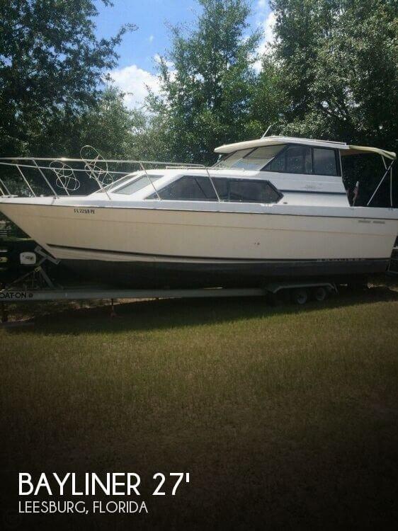 Bayliner 2859 Ciera Classic Limited 2000 Bayliner 2859 Ciera Classic Limited for sale in Leesburg, FL