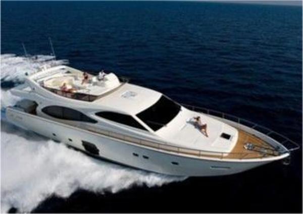 Ferretti Yachts 780 HT HULL