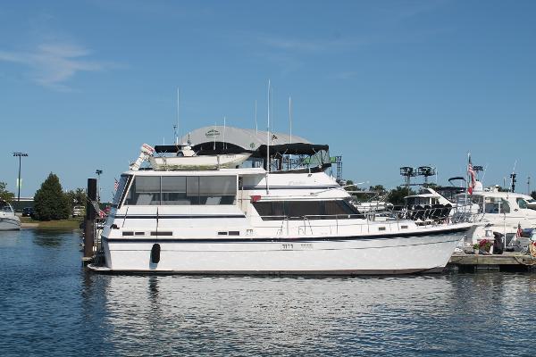 Gulfstar 48 Motor Yacht