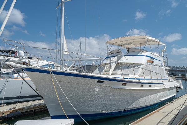 """Island Gypsy Motor Cruiser 44' Island Gypsy """"AMERICANA"""""""