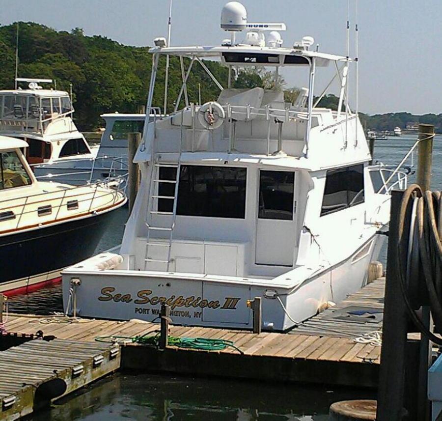 Viking 53 Convertible Main