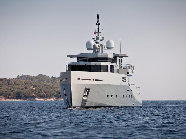 Tansu SO'MAR Tansu Yacht