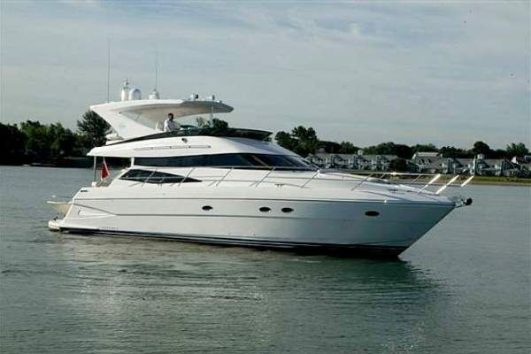 Neptunus 56 Express Hardtop Photo 1
