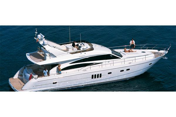 Princess 67 Manufacturer Provided Image: Exterior View 1