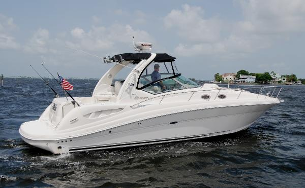 "Sea Ray ""340 Sundancer Sportsman"""