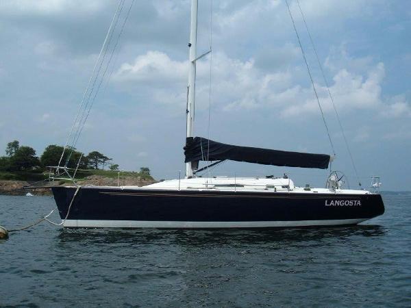 X Yachts  IMX 40