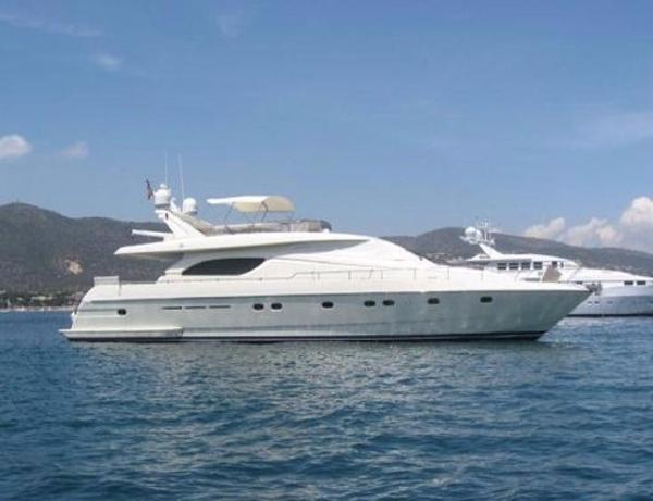Ferretti Yachts 70 Ferretti Yachts 70