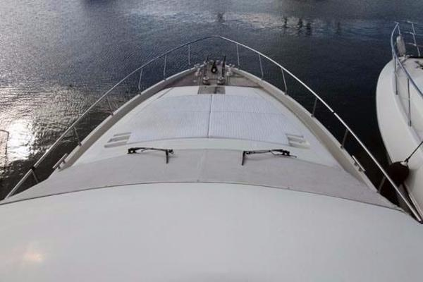 Flybridge view