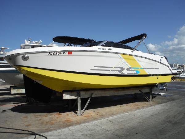 Four Winns 220 HD Outboard