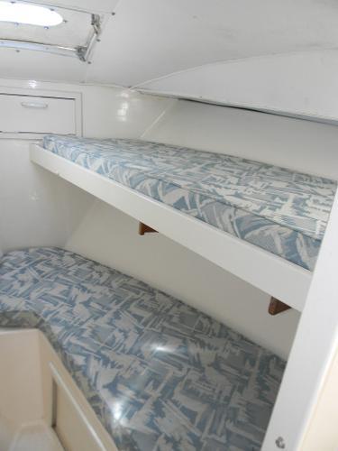 Forward Stateroom Berths