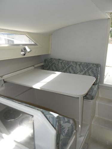 Dinette Looking Aft