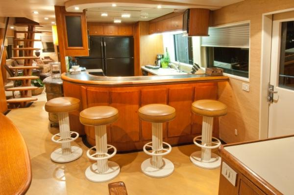 Bar to Galley