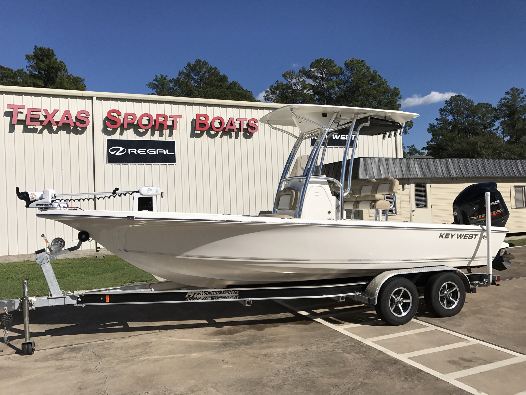 Key West Boats, Inc 230 BR