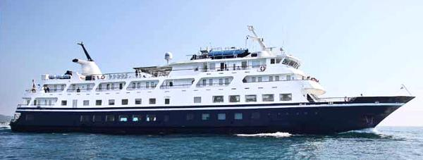 Custom Cruise Ship