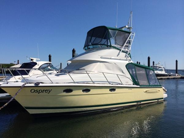 Glacier Bay 3490 FLYBRIDGE OCEAN RUNNER
