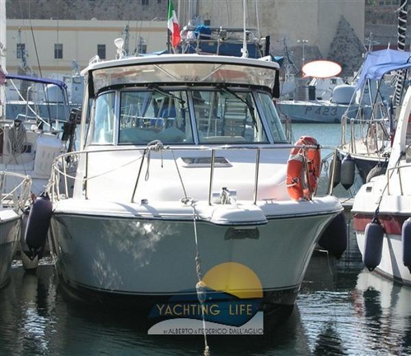 Pursuit OS 285 Offshore 5