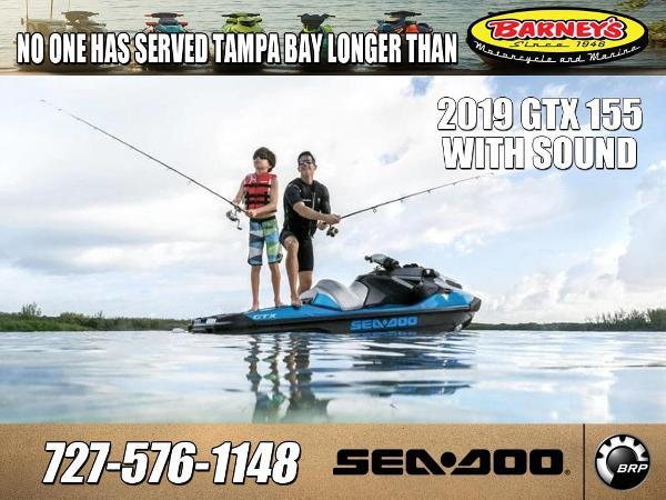 Sea-Doo GTX 155 IBR SOUND