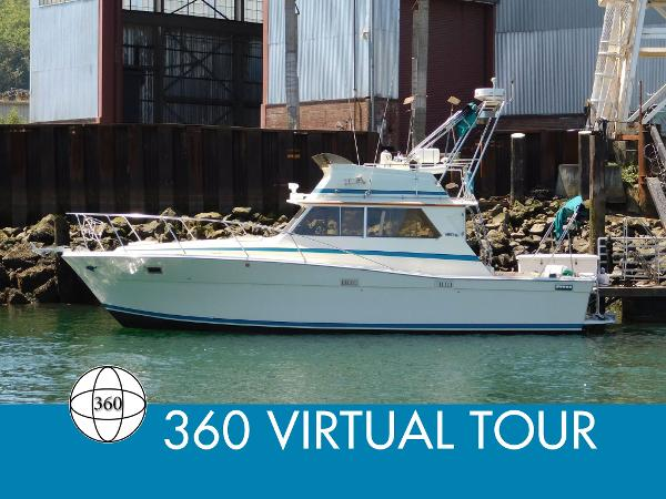 Viking 35 Sportfish Flybridge Main