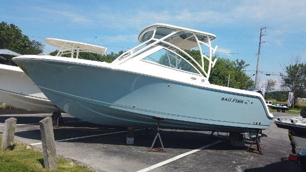 Sailfish 245 Dc Boats For Sale Boats Com