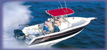Ranger 250C Sportfisherman Manufacturer Provided Image: 250 Sportfisherman