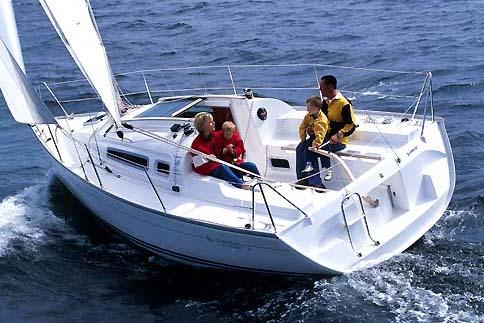 Jeanneau America Sun Odyssey 26 Manufacturer Provided Image