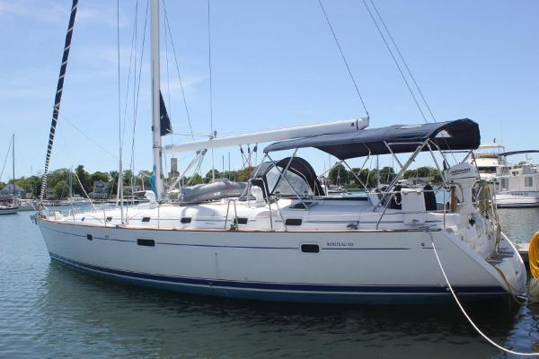 Beneteau 50 Port view