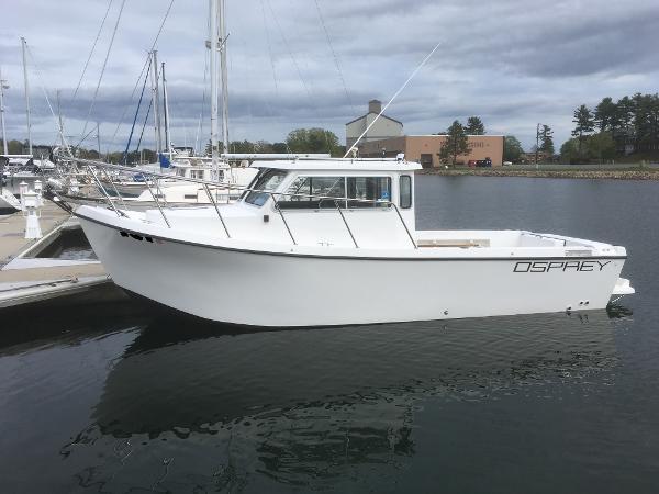 Osprey 24 Fisherman