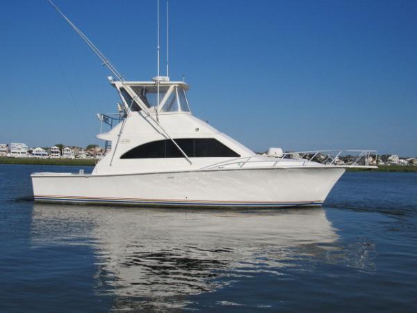 Ocean Yachts 40 Super Sport Profile