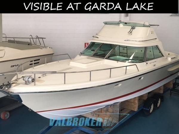 Colombo 31 SPORT FISHERMAN Colombo 31 Sport Fisherman 1991 Valbroker (18.1)