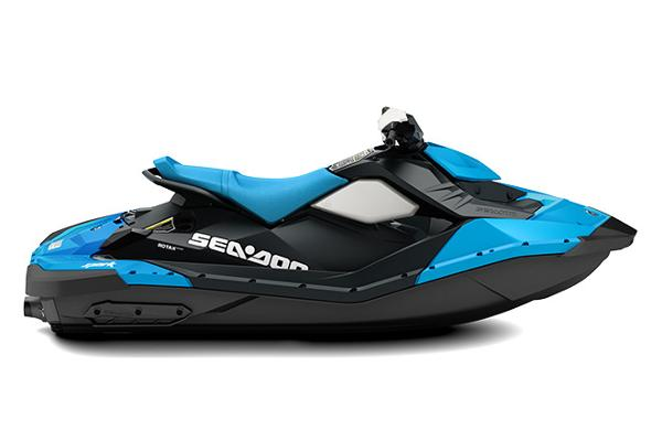 Sea-Doo Spark 3up Manufacturer Provided Image: Manufacturer Provided Image