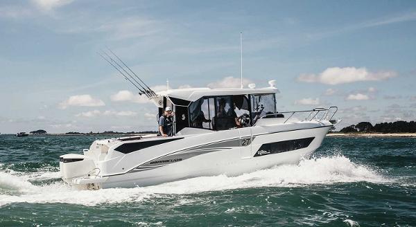 Beneteau America Barracuda 27