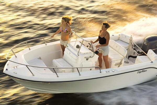 Edgewater 170CC Center Console Manufacturer Provided Image