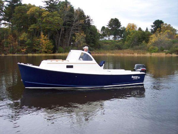 Seaway 21 Seafarer Cuddy