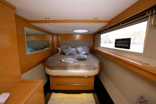 Fountaine Pajot Cumberland 47 LC Cabin
