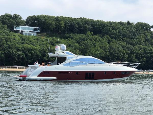 Azimut 62s Express Cruiser