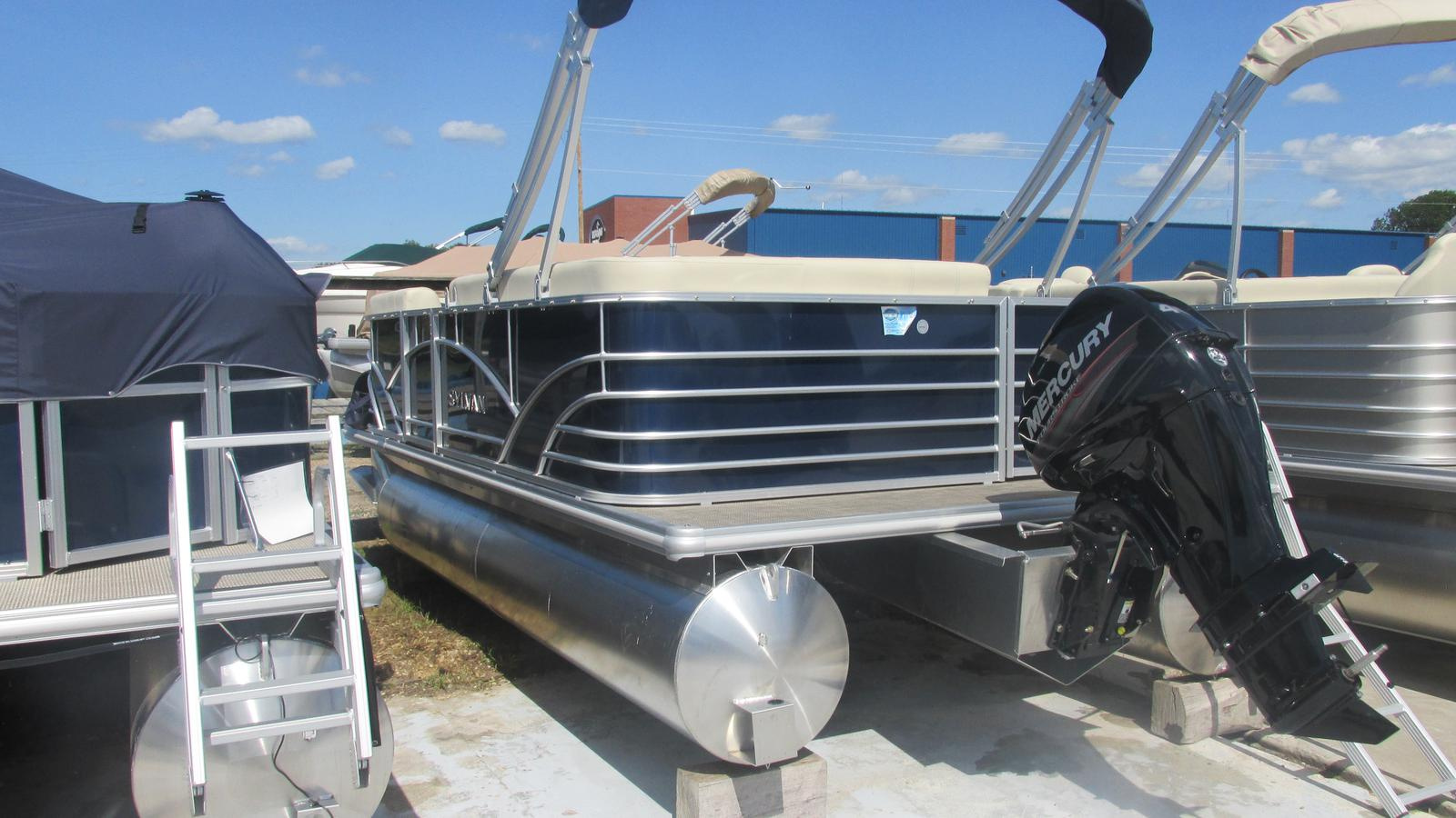 Sylvan mirage 818 cruise pontoon boats for sale for Syvlan