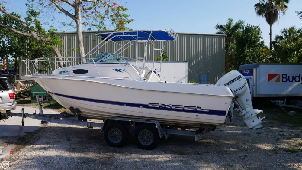 Wellcraft Excel 23 Fish 1995 Wellcraft Excel 23 Fish for sale in Naples, FL